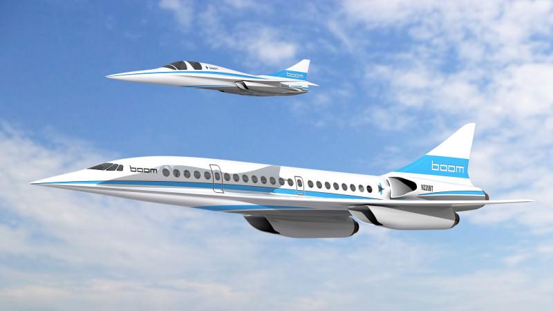 Concorde, l'aereo supersonico