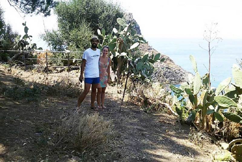 Aci Trezza, Isola Lachea su Google Street View