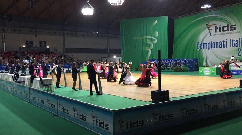 Danza Sportiva Siciliana a Rimini conquista risultati importanti