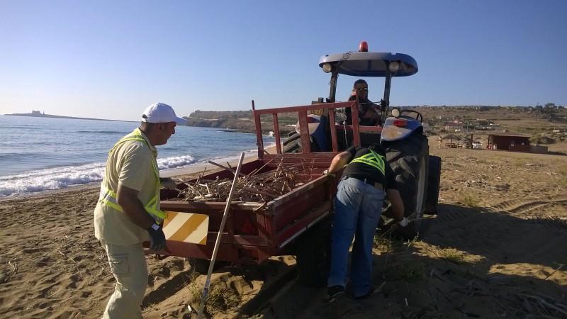 Pulizia delle spiagge, partono i lavori da Marzamemi, destinati 34mila euro di interventi