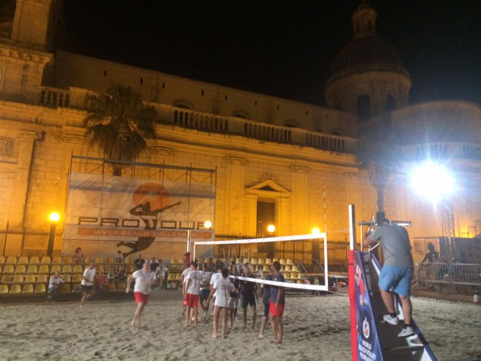 Torneo nazionale di beach volley a Giarre: un assaggio con le vecchie glorie locali