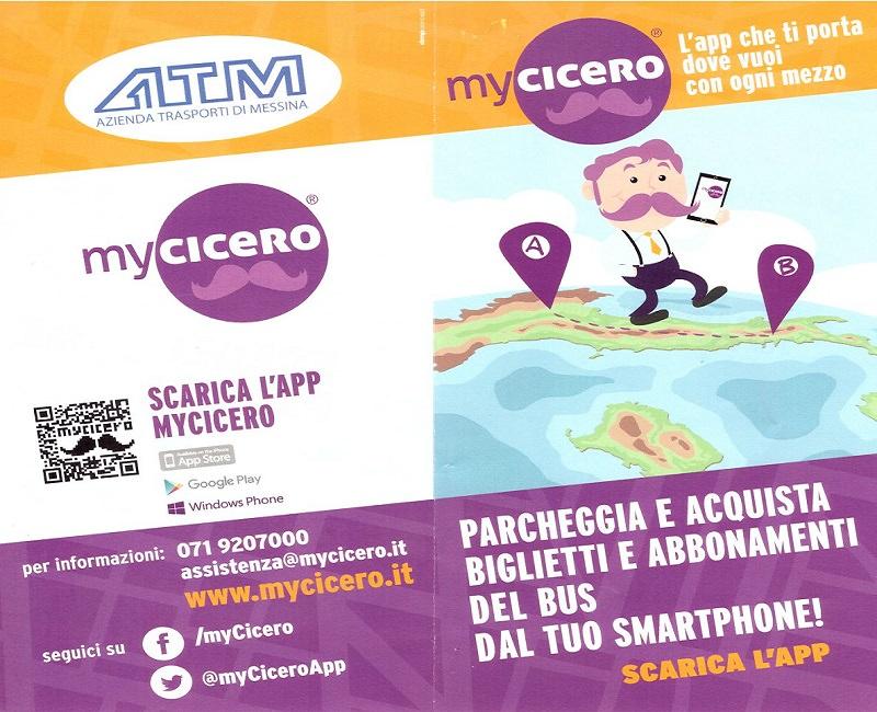 Pagare il parcheggio con il telefonino: a Messina nasce MyCicero