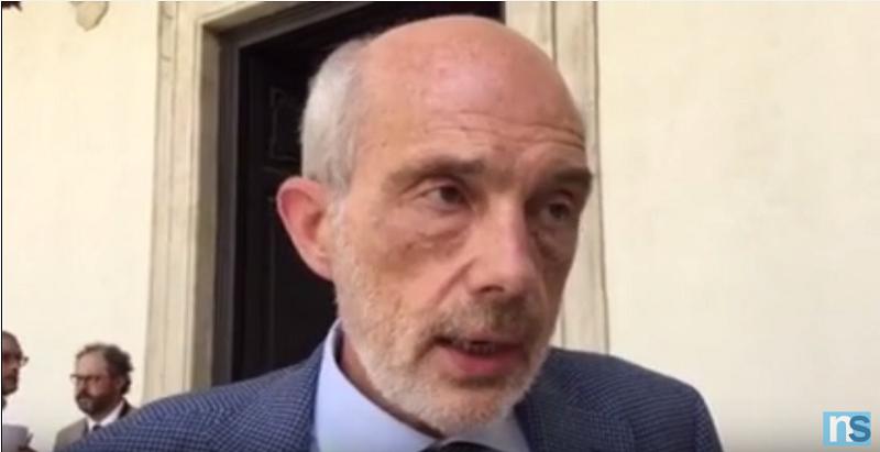 """Università di Catania, Basile lascia la carica di Rettore: """"Dimostrerò la mia assoluta estraneità ai fatti che mi vengono contestati"""""""