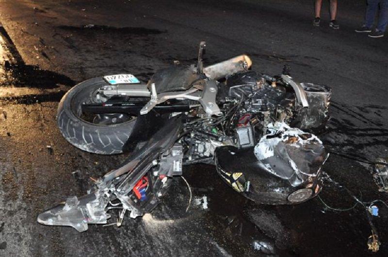 Incidente sulla Tangenziale di Catania, sangue sull'asfalto di viale Mediterraneo: motociclista ferito