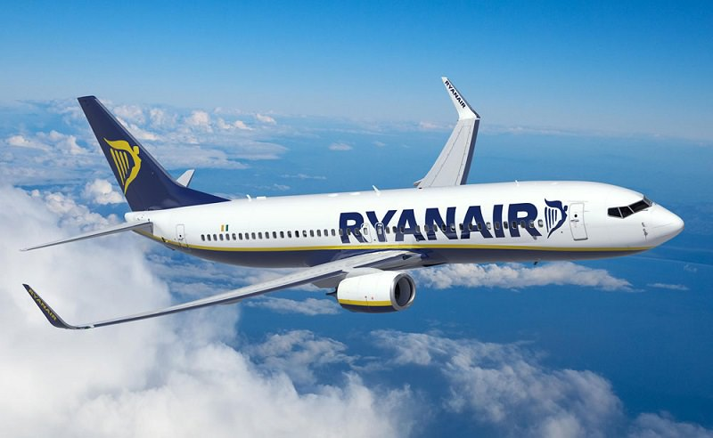 Ryanair, dal 16 settembre più collegamenti aerei tra Milano e Palermo e offerte speciali