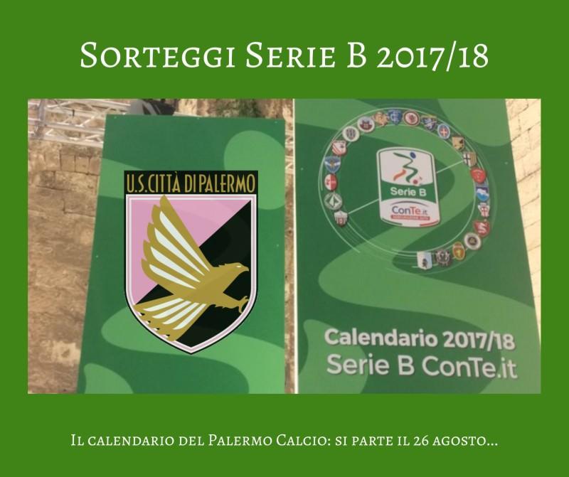 Palermo, la prima sarà contro lo Spezia. IL CALENDARIO COMPLETO