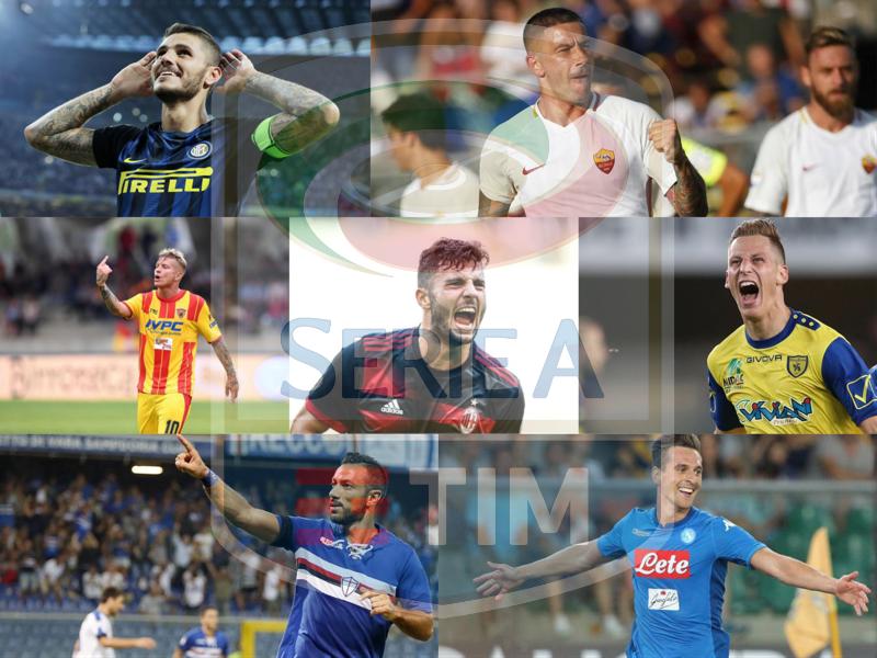 Serie A, vincono tutte le grandi: Lazio fermata in casa, ok Samp e Chievo. I 3 GOAL PIU' BELLI