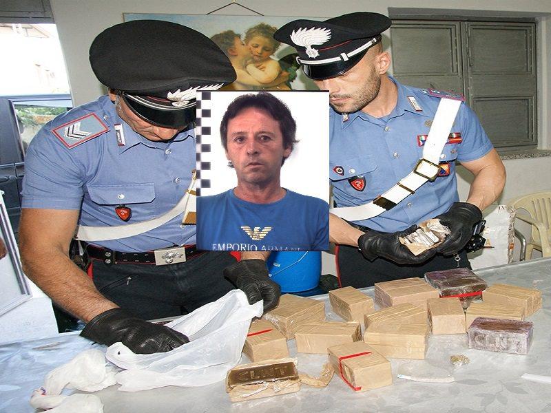 Quartiere Sperone pullula di droga, altro maxi sequestro di oltre 3 chili