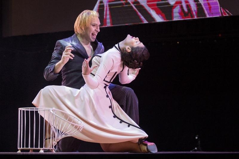 Festival Internazionale del tango, conferenza stampa martedì 8
