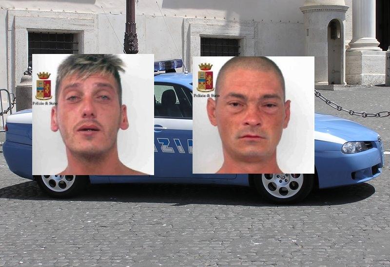 Ubriachi appiccano incendi per gioco: arrestati due piromani romeni
