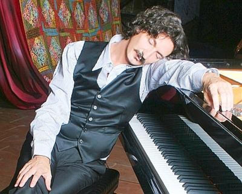 Musica: l'anima di Sergio Cammariere