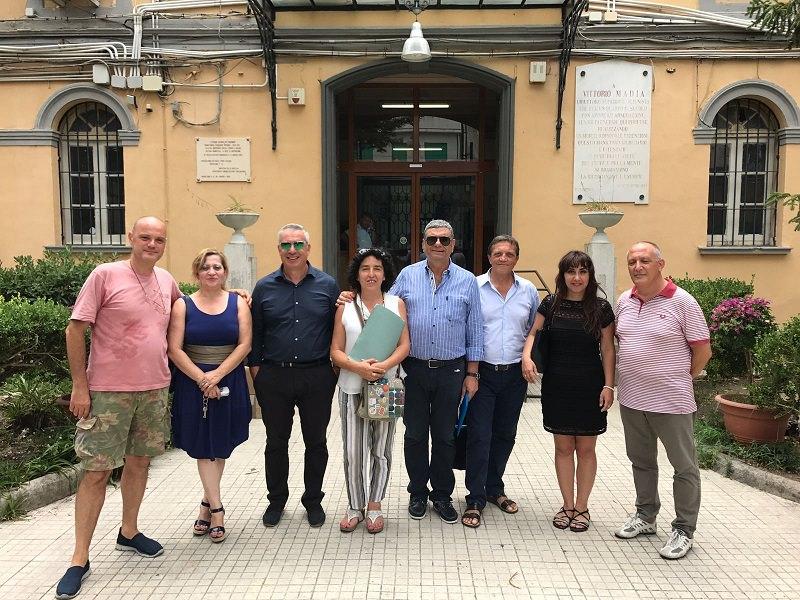 La Carovana per la Giustizia conclude il suo viaggio in Sicilia