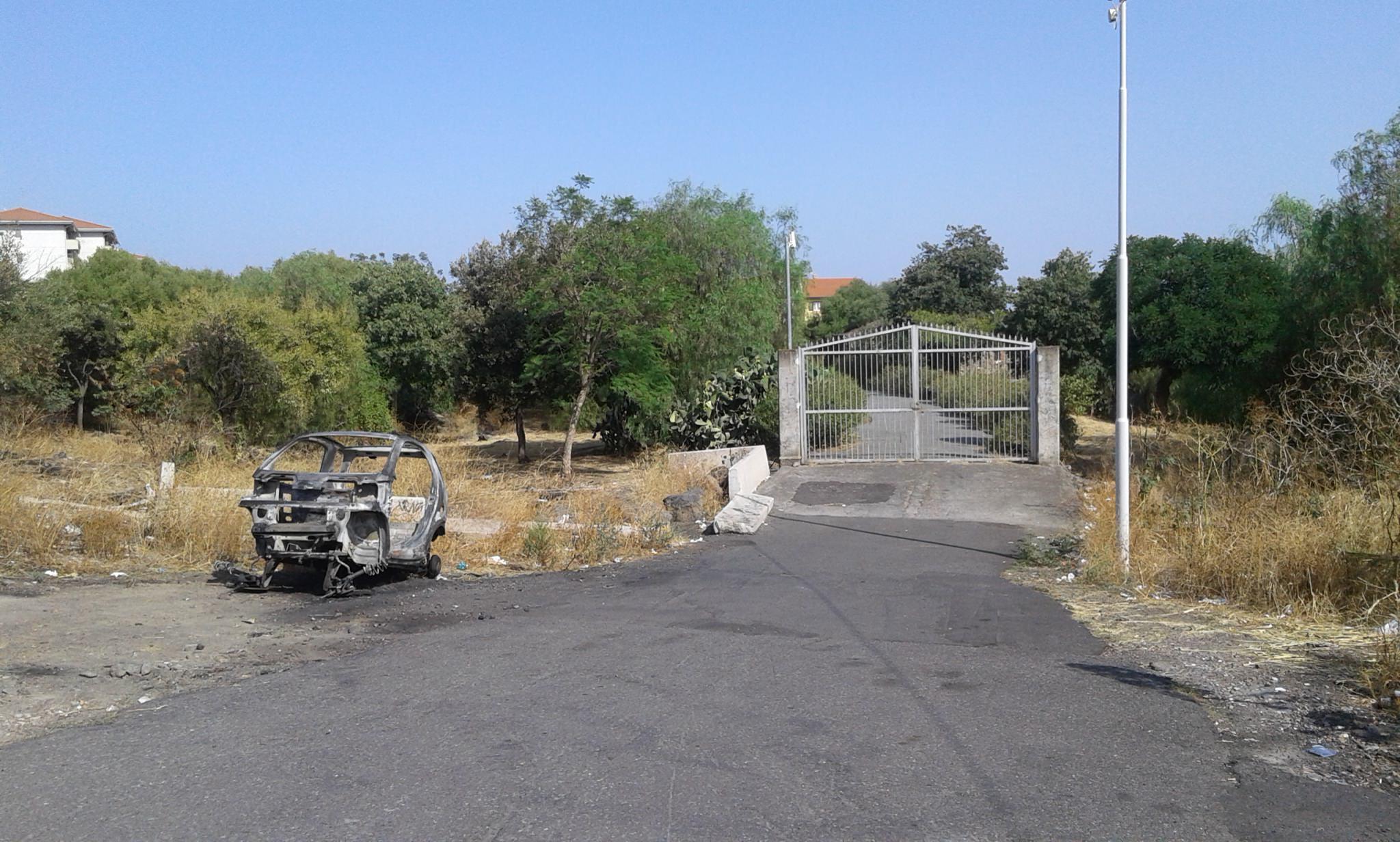 Degrado al parco degli Ulivi: problemi di sicurezza, ma il Comune non interviene
