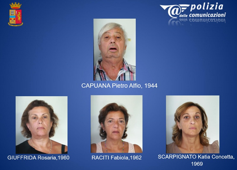 """Inchiesta """"12 apostoli"""", richiesta di rinvio a giudizio per gli indagati: tra questi anche Capuana"""