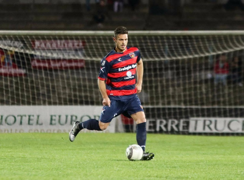 Catania, acquistato dal Livorno il difensore Edoardo Blondett