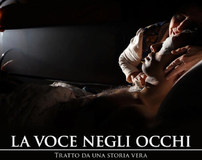 """""""La voce negli occhi"""", il film sul """"Terri schiavo italiano"""" in concorso al festival internazionale """"Inventa un film"""""""