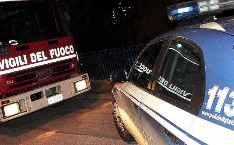 Fiamme in un appartamento del centro di Palermo: la causa sarebbe un forno acceso