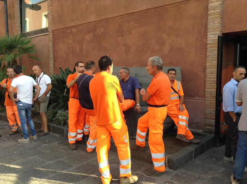 Catania, mancanza concordato preventivo e contratti alla Pubbliservizi: i sindacati chiedono incontro con Città Metropolitana