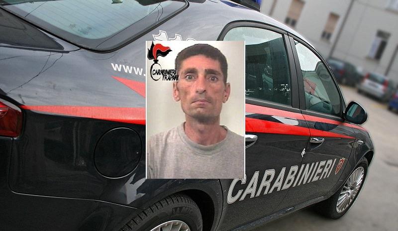 """Tenta il """"colpo grosso"""" in un appartamento, ma viene bloccato: arrestato 45enne marsalese"""