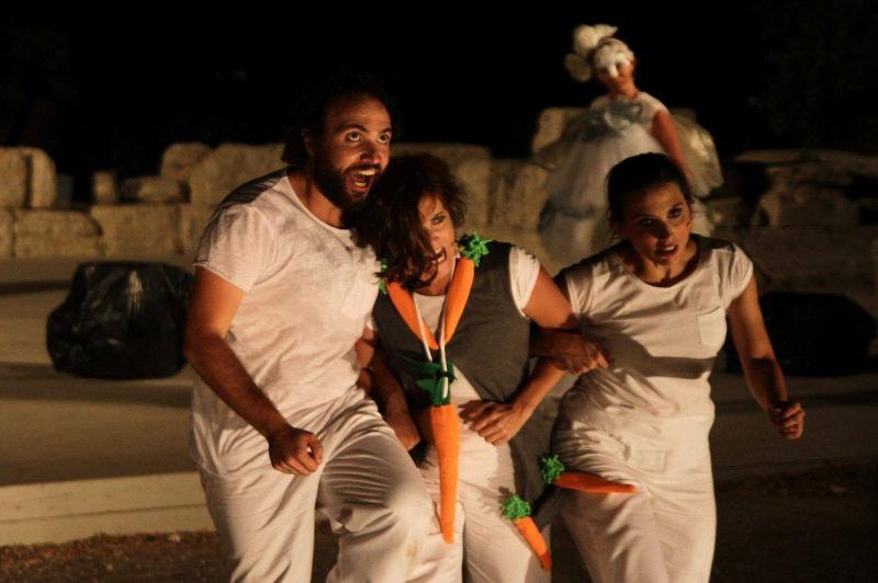 Al Palazzo della Cultura con la Compagnia The Banned Theatre arrivano Le Nuvole di Aristofane