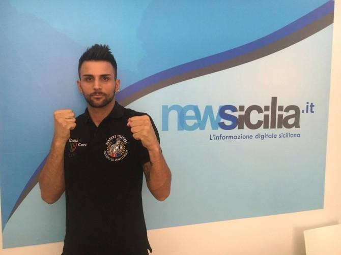 La Sicilia nei guantoni di Graziano Falzone: sarà l'unico atleta nostrano ai mondiali di Birmingham. L'INTERVISTA