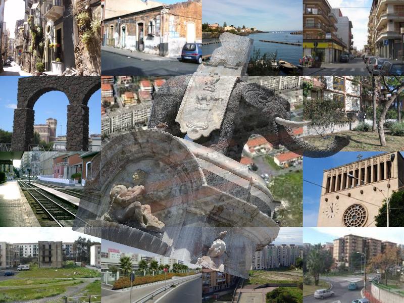 """""""Al Fortino? In quelle zone non ci andiamo"""": Catania, la città sezionata in quartieri d'alto e basso ceto"""