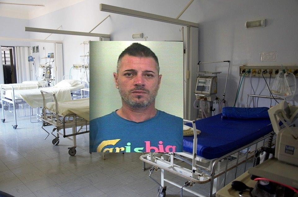 Ospedale Sciacca, scassina 17 armadietti e ruba a una paziente: nelle ultime settimane circa 20mila euro di furto