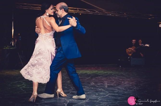 """""""Proyecto Tango"""": lezione esclusiva per gli """"innamorati"""" del Catania Tango Festival"""