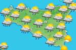 Ultimo sprazzo d'estate in Sicilia, da mercoledì a sabato temporali in arrivo