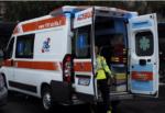 Palermo, violento incidente nella notte: 53enne in codice rosso in ospedale