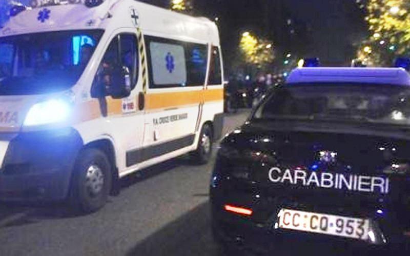 Incidente mortale, violento scontro moto-furgone: la vittima è un uomo di 46 anni