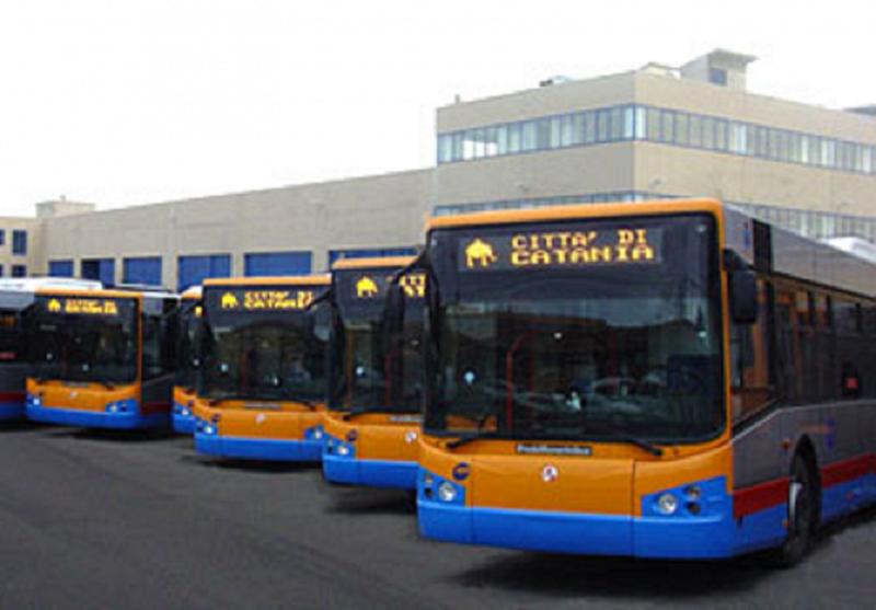 AMT Catania, riduzione degli orari dei bus: in vigore da stasera fino al 25 marzo