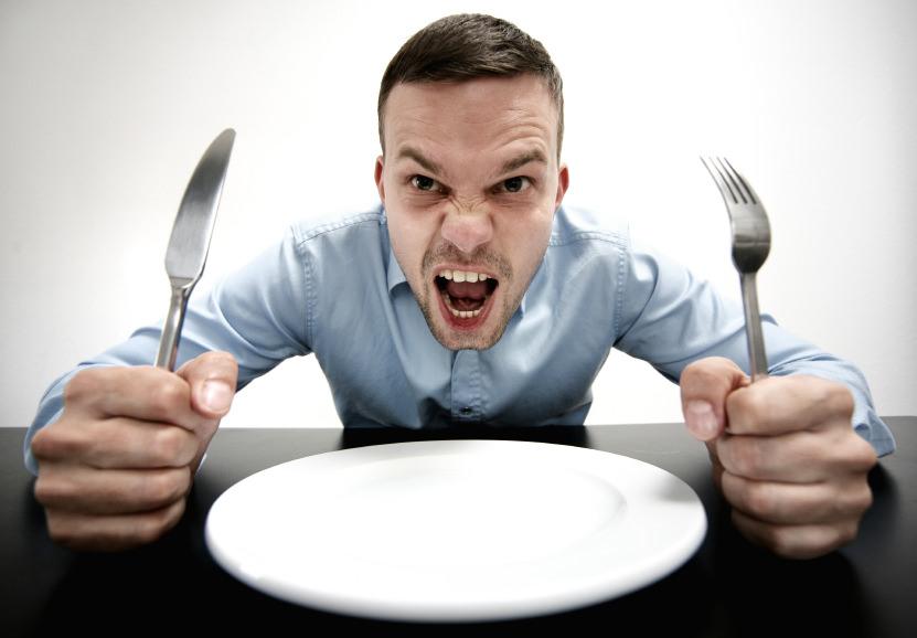 Se la fame bussa… sbarriamole la porta