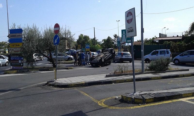 Largo Abbeveratoio, ennesimo incidente causato dalla mancata sicurezza