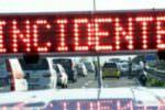 Brusco tamponamento tra furgone e tre auto: paura sulla SS 640 Agrigento-Caltanissetta