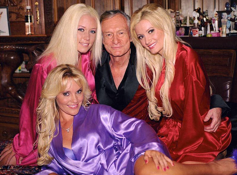 Morto Hugh Hefner fondatore di Playboy
