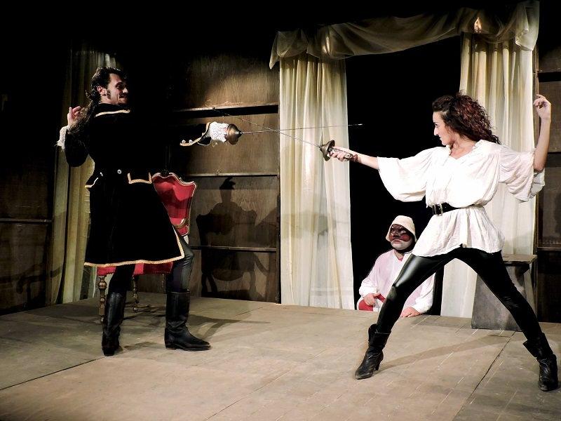 Teatro L'Istrione, Atmosfere senza tempo tra classico e contemporaneo per il Don Giovanni di Francesco Russo