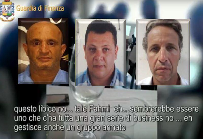 """Mafia, miliziani fuggiti dal carcere dopo Gheddafi e imbarcazioni """"ad hoc"""": ecco chi e come riciclavano il gasolio"""