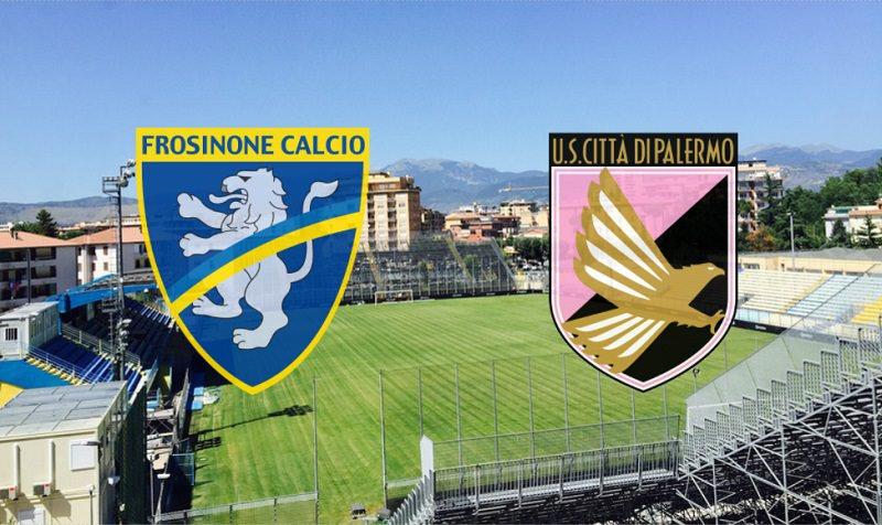 Risultati immagini per Palermo e Frosinone