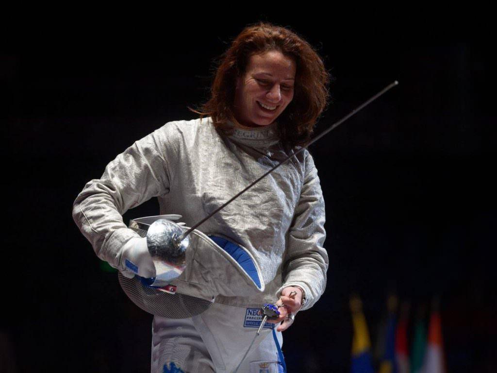 Ai mondiali di sciabola c'è anche la Sicilia: argento per Loreta Gulota