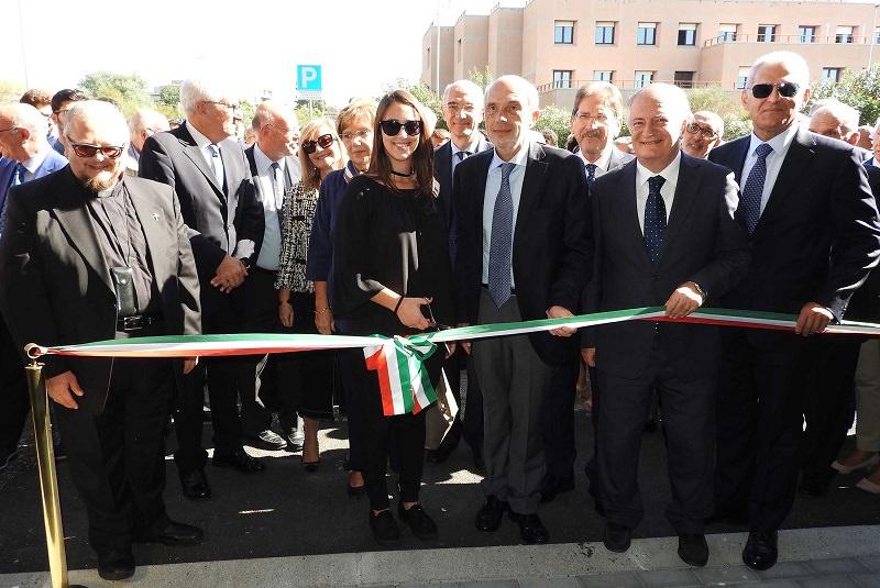 Medicina, inaugurato il nuovo Polo didattico intitolato al prof. Attilio Basile