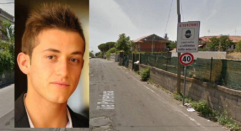 """Mascalucia piange Antonio Martelli, banconista di """"Apollo 13"""" schiantatosi contro un muro"""