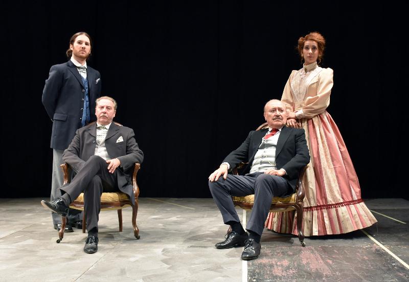 """Al Brancati """"I Fratelli Ficicchia"""" di Capuana per onorare la storia del nostro teatro"""
