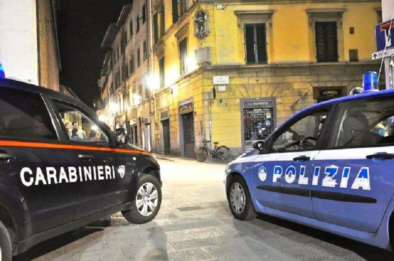 """Tentano il """"colpaccio"""" e rubano rame in un capannone a Brancaccio: 2 arresti"""