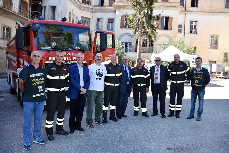 """Allarme incendi, il WWF Sicilia Centrale denuncia: """"L'emergenza non è finita"""""""