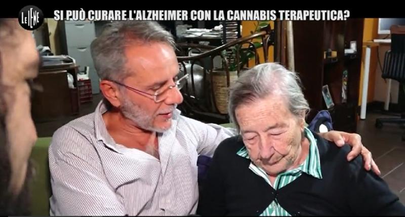 Cura la madre con la cannabis e si autodenuncia: la terapia innovativa di un ingegnere catanese