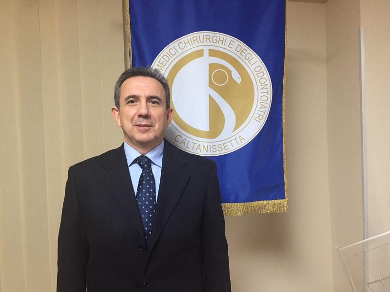 Ordine Medici di Caltanissetta: Giovanni D'Ippolito riconfermato presidente