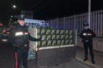 """""""Black Friday"""" alternativo per 4 malviventi: tentano il furto di 181 confezioni di birra ma vengono arrestati"""
