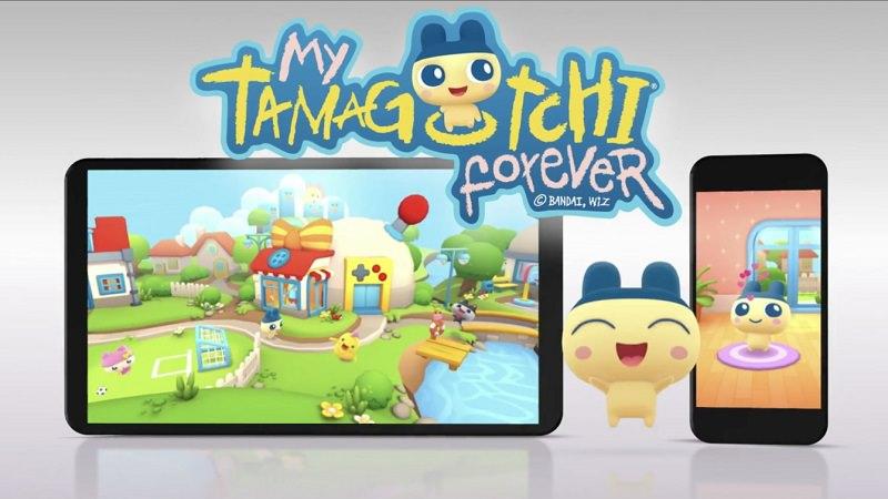 Torna il Tamagotchi sotto forma di app