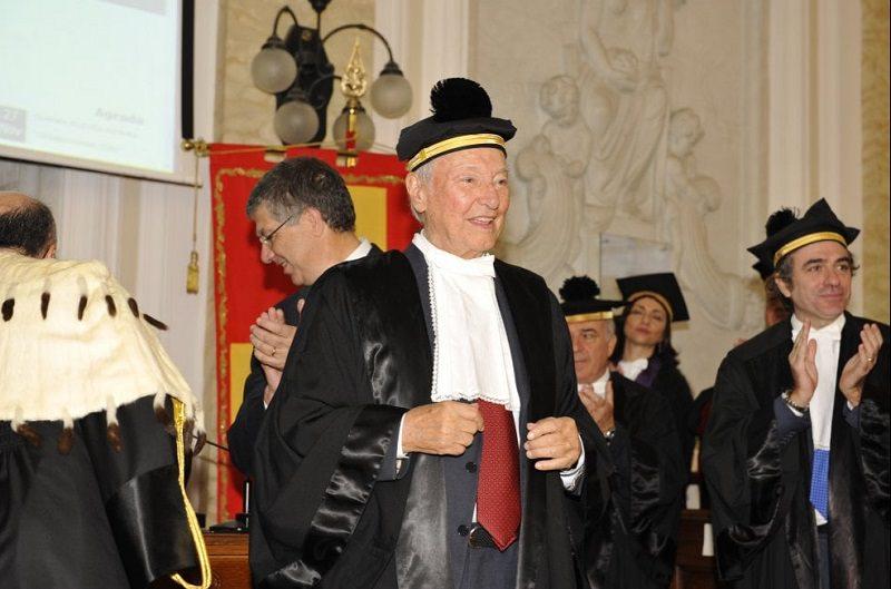 Messina: laurea ad honorem al divulgatore scientifico Piero Angela
